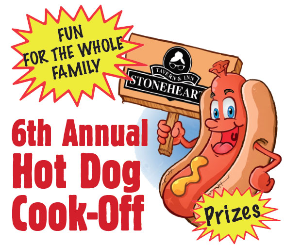 Annual Hot Dog Contest